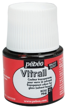 Picture of Pebeo Vitrail 45ML PINK (21)