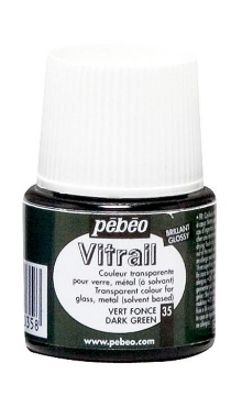 Picture of Pebeo Vitrail 45ML DARK GREEN (35)