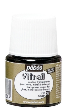 Picture of Pebeo Vitrail 45ML GOLD (38)