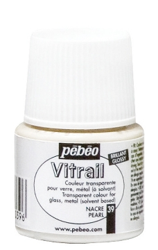 Picture of Pebeo Vitrail 45ML PEARL (39)