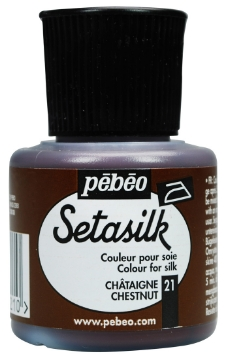 Picture of Pebeo Setasilk 45ML CHESTNUT (21)