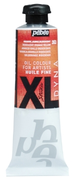 Picture of Pebeo XL OIL 37ML DYNA IRIDESCENT ORANGE YELLOW (353)