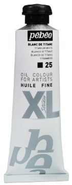 Picture of Pebeo XL OIL 37ML TITANIUM WHITE (25)