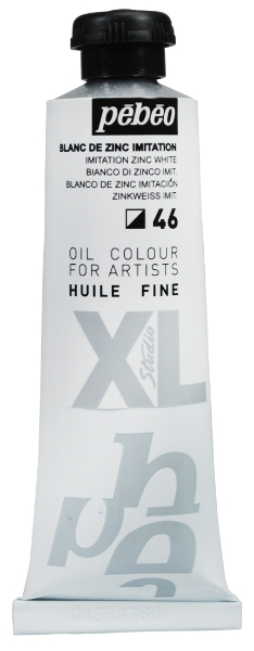 Picture of Pebeo XL OIL 37ML ZINC WHITE (46)
