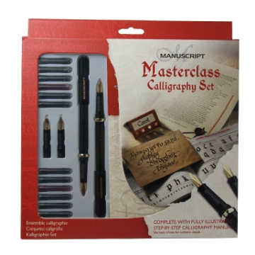 Picture of Manuscript Masterclass Calligraphy Set