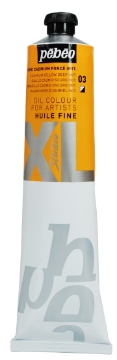 Picture of Pebeo XL OIL 200ML CADMIUM YELLOW DEEP 03