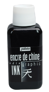 Picture of Pebeo China / Graphic India Ink 250ml (316000)