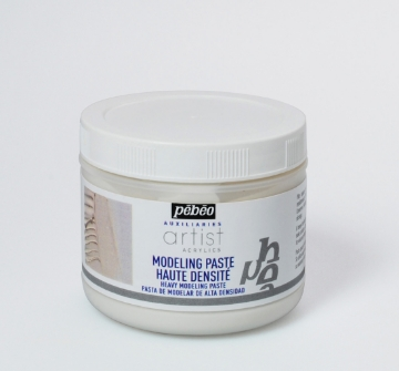 Picture of Pebeo Artist Acrylic Heavy Modeling Paste 500ML