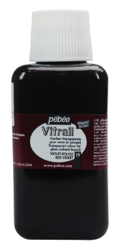 Picture of Pebeo Vitrail 250ml RED VIOLET(19)