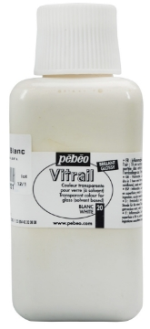 Picture of Pebeo Vitrail 250ml WHITE (20)