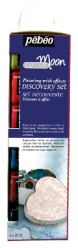 Picture of Pebeo Fantasy Moon Discovery Collection Set of  6x20ml