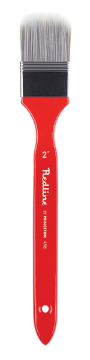 Picture of Princeton Redline - Oval Long Handled Mottler Brush - 2""