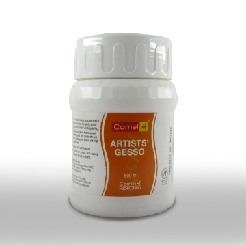 Picture of Camlin Artist Gesso 500ml