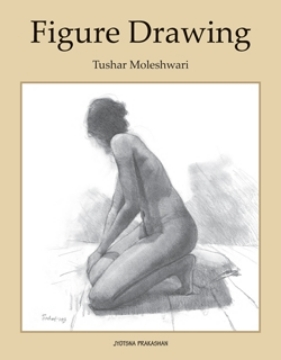 Picture of Figure Drawing By Tushar Moleshwari