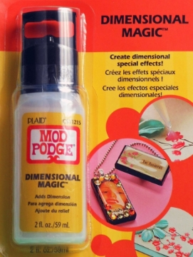 Picture of Mod Podge Dimensional Magic Clear 2oz/59ml