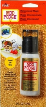 Picture of Mod Podge Dimensional Magic Gold