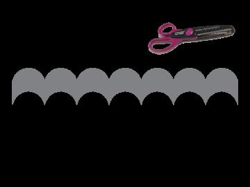 Picture of 9201 Fiskars Paper Edger Scissor Scallop
