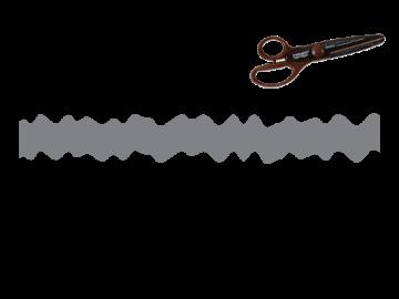 Picture of 9218E Fiskars Paper Edger Scissor Deckle