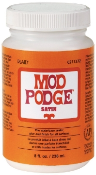Picture of Mod Podge Satin Finish 8 oz / 236ml