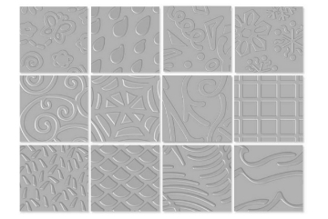 Picture of 5659 Texture Plates Assortment