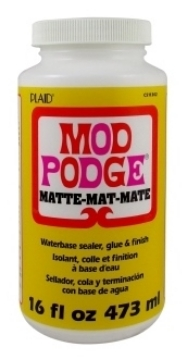 Picture of Mod Podge Matte Finish 16oz / 473ml
