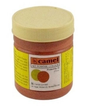 Picture of Camel Powder Colour-275ml Light Red (241)