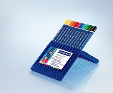 Picture of STAEDTLER Ergosoft ABS Water Color Pencils Set of 12