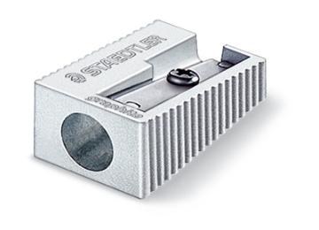 Picture of STAEDTLER Heavy Metal single hole sharpener
