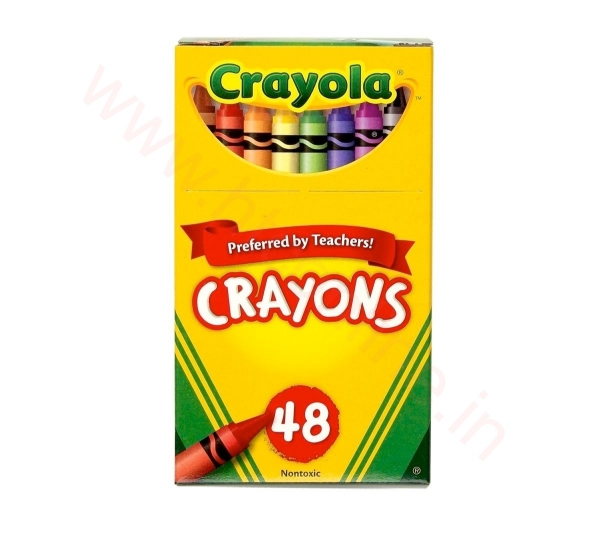 Picture of Crayola Crayons 48 Colours