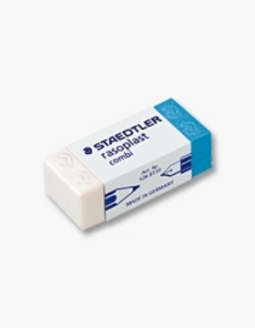 Picture of STAEDTLER Rasoplast Combi eraser (Ink & Pencil )
