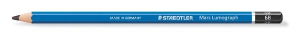 Picture of STAEDTLER Mars Lumograph Pencil 6B