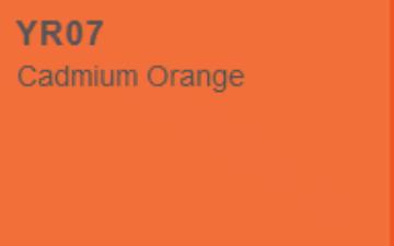 Picture of Copic Marker Cadmium Orange (YR07)