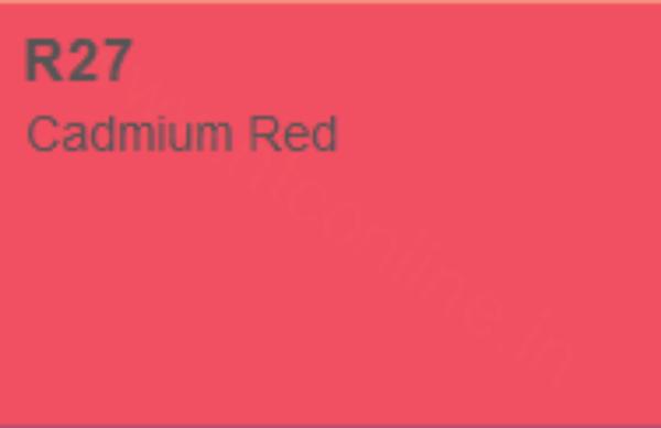 Picture of Copic Marker Cadmium Red (R27)