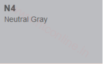 Picture of Copic Marker Neutral Gray 04 (N04)