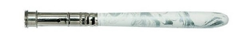 Picture of Cretacolor Pencil Extender White/Silver Marble Effect