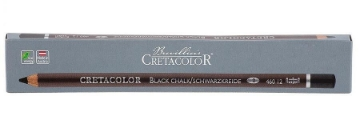 Picture of Cretacolor Artists Black Chalk Pastel Pencil -  Hard