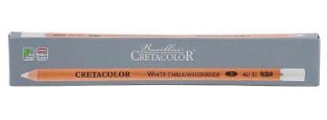 Picture of Cretacolor Artists White Pastel Pencil Soft