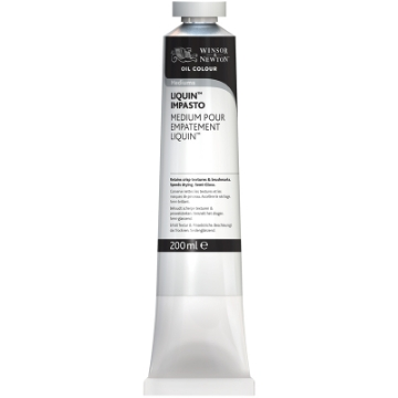 Picture of WINSOR & NEWTON LIQUIN IMPASTO MEDIUM 200ML