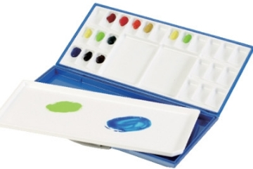 Picture of Mijello Fusion 24 - Airtight / Leakproof Palette (For Watercolours)