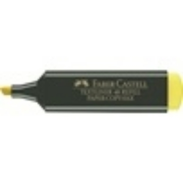 Picture of Faber Castell Highlighter YELLOW