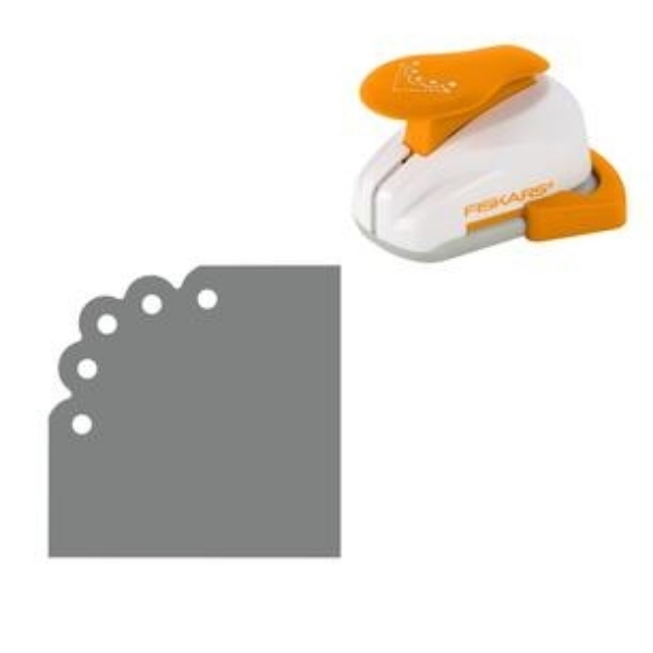 Picture of Fiskars Corner Lever Punch LC