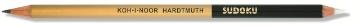 Picture of Kohinoor Su-Do-Ku Graphite + Eraser Pencil