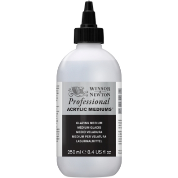 Picture of Winsor & Newton  Artist Acrylic Glazing Medium 250ml