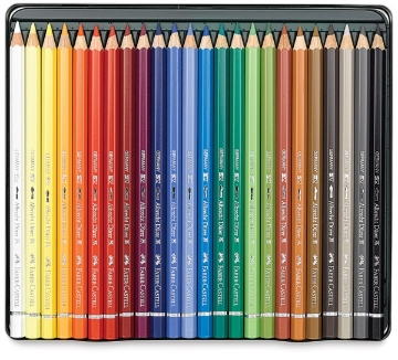Picture of Faber Castell Albrecht Durer Artist Water Colour Pencil Set of 24