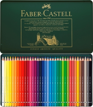 Picture of Faber Castell Albrecht Durer Artist Water Colour Pencil Set of 36