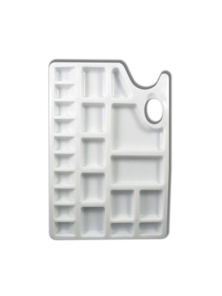 Picture of Khyati Rectangle Palette Deepwell