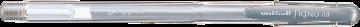 Picture of Uniball Signo 0.8mm Silver