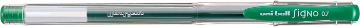 Picture of Uniball Signo 0.7mm Green