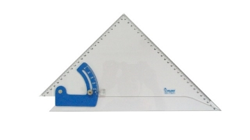 Picture of Nalanda Adjustable Set Square Calibrated 30cm