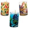 Picture of Toy Kraft Glass Painting Candle Kit Pack of 12